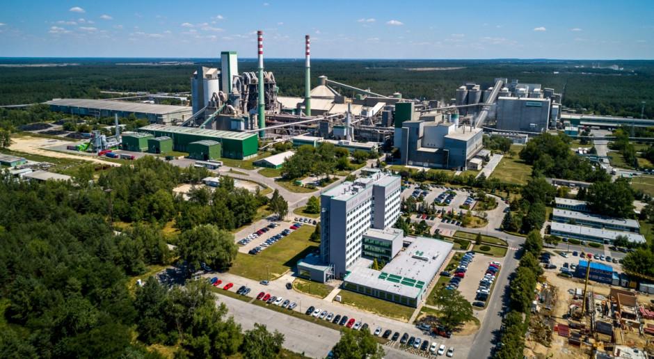 Cementownia Górażdże wdraża technologię wychwytywania dwutlenku węgla