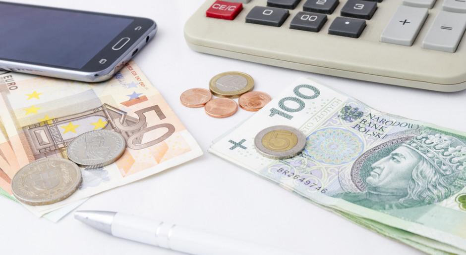 Złoty może testować poziom 4,60/EUR