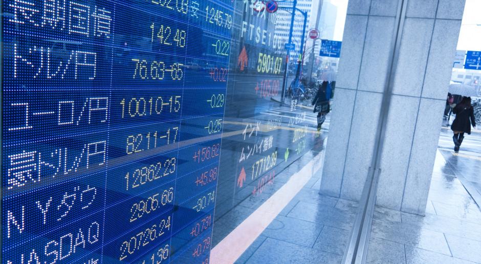 Giełdy w Azji: W Japonii Nikkei zyskał 2,06 proc., SCI w Chinach niżej o 0,38 proc.