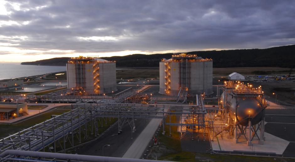 Gazprom odnotował ogromny spadek produkcji kondensatu
