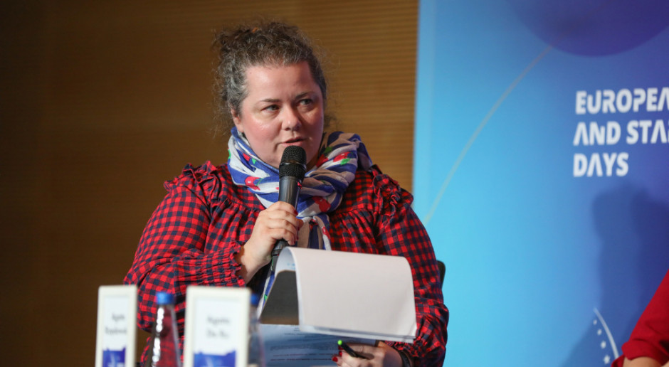 Agata Rzędowska, dziennikarka Green News. Fot. PTWP