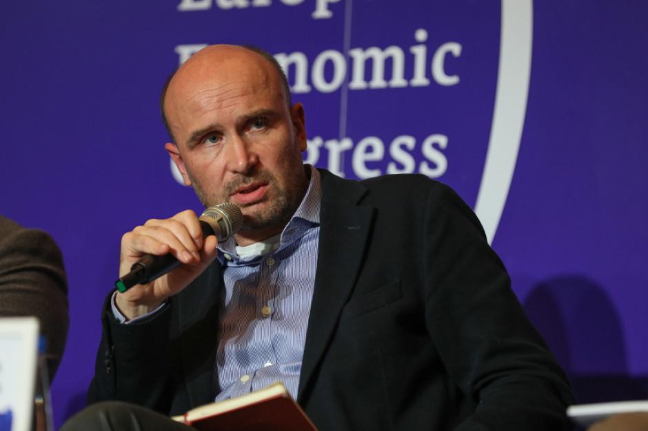Marcin Korolec, prezes Fundacji Promocji Pojazdów Elektrycznych. Fot. PTWP
