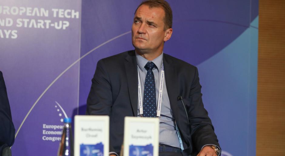 Artur Szymczyk, wiceprezydent Lublina. Fot. PTWP
