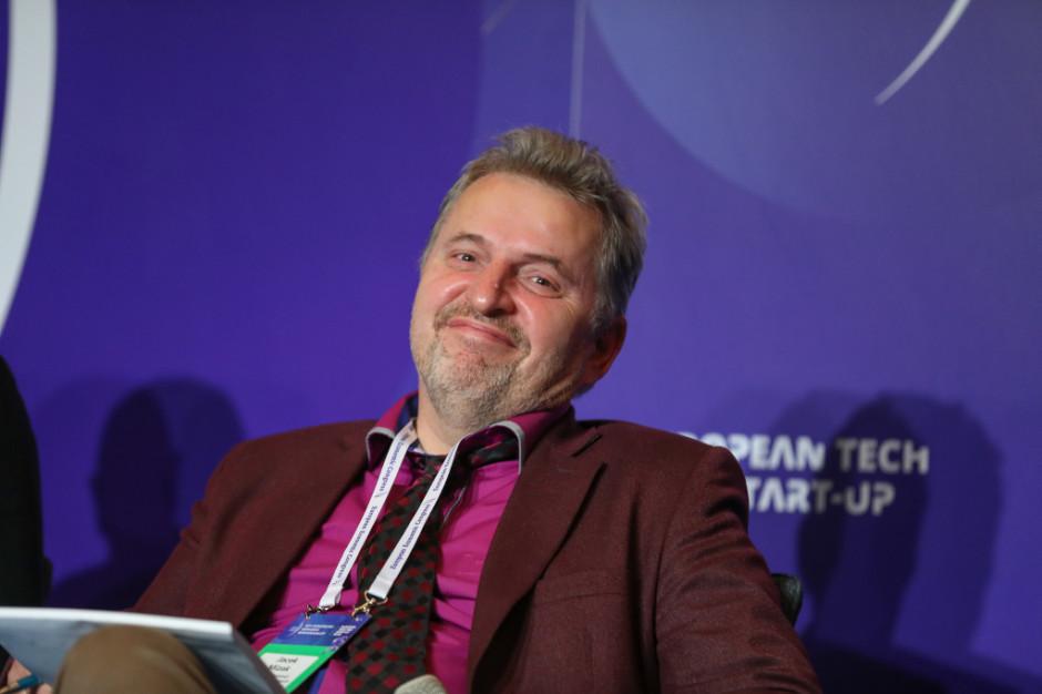 Jacek Mizak, doradca w Fundacji Promocji Pojazdów Elektrycznych. Fot. PTWP