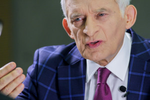 O czym myślą Europejczycy? Jerzy Buzek ma jasną odpowiedź