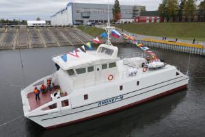 Rosjanie zwodowali pierwszy statek bezzałogowy