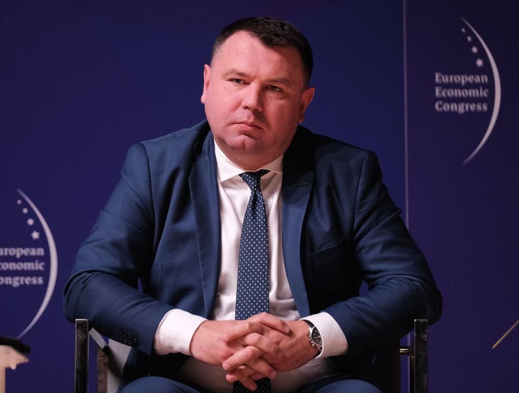 Paweł Szczeszek, prezes zarządu Enei (Fot. mat. PTWP)