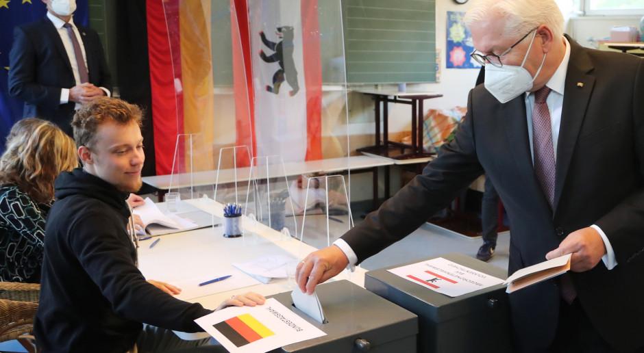 Niemcy: Prezydent wzywa do głosowania w wyborach do Bundestagu