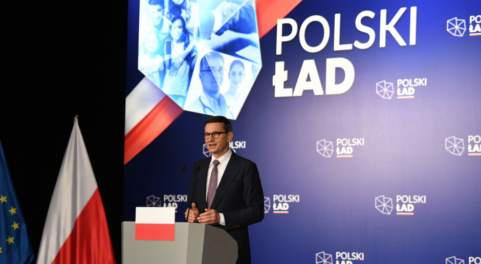Morawiecki: Nasz rząd zapewni finansowanie dla małych i średnich miast