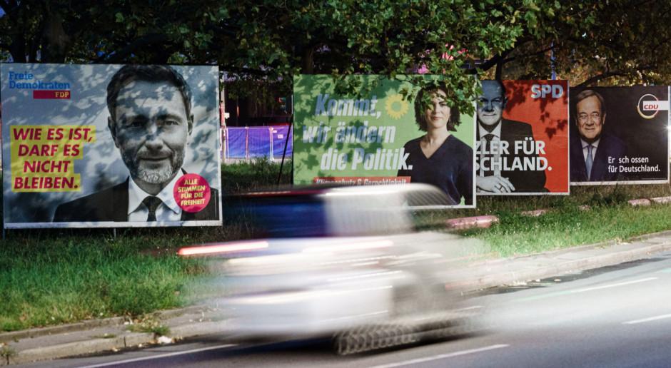 Niemcy: Media: Wysoka frekwencja w wyborach do Bundestagu