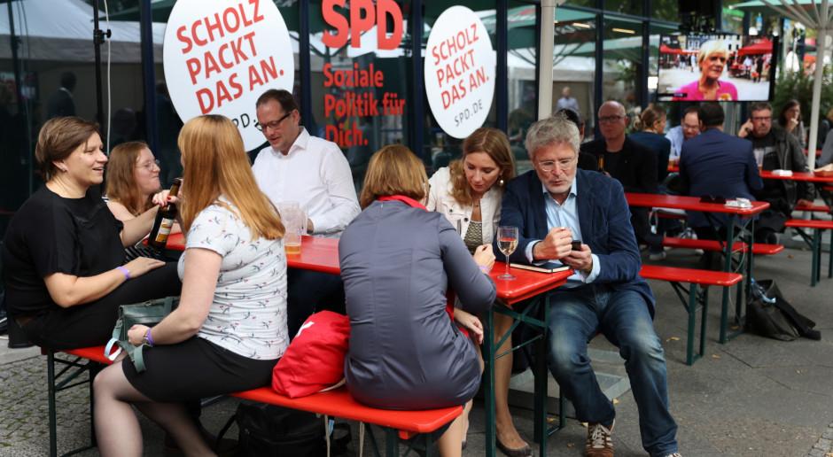 Niemcy: Frekwencja wyborcza na godz. 14 wyniosła 36,5 proc., to mniej niż cztery lata temu