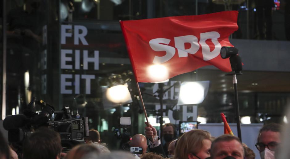 Niemcy: Drugi sondaż exit polls daje wygraną SPD