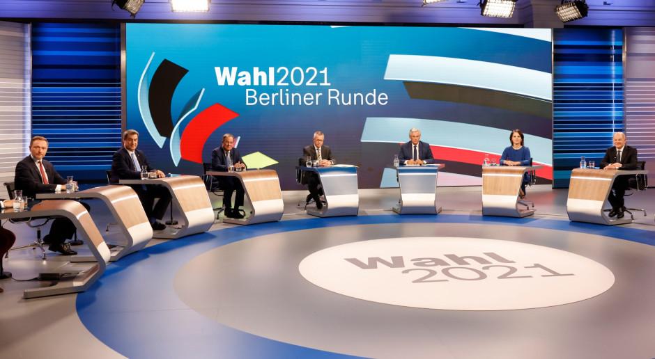 Niemcy: Wybory do Bundestagu nierozstrzygnięte, SPD i CDU/CSU ze zbliżonym poparciem