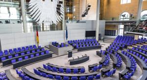 Podział mandatów w nowym Bundestagu