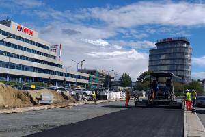 Lotos wprowadza asfalty z recyklingu do budowy dróg
