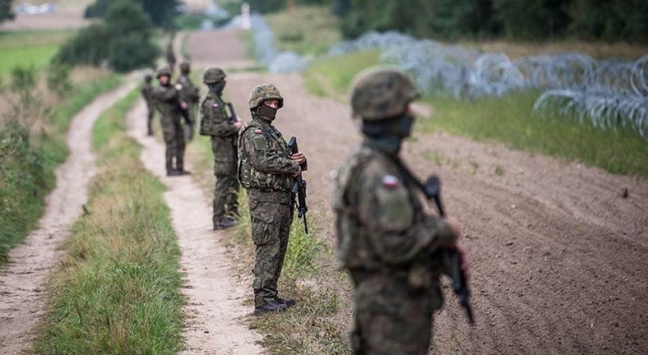Linia Maginota na granicy z Białorusią? Ruszyła budowa fortyfikacji hesco bastion