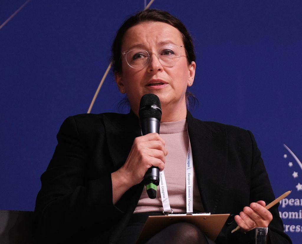 Joanna Maćkowiak-Pandera, prezeska Forum Energii ( Fot. PTWP)