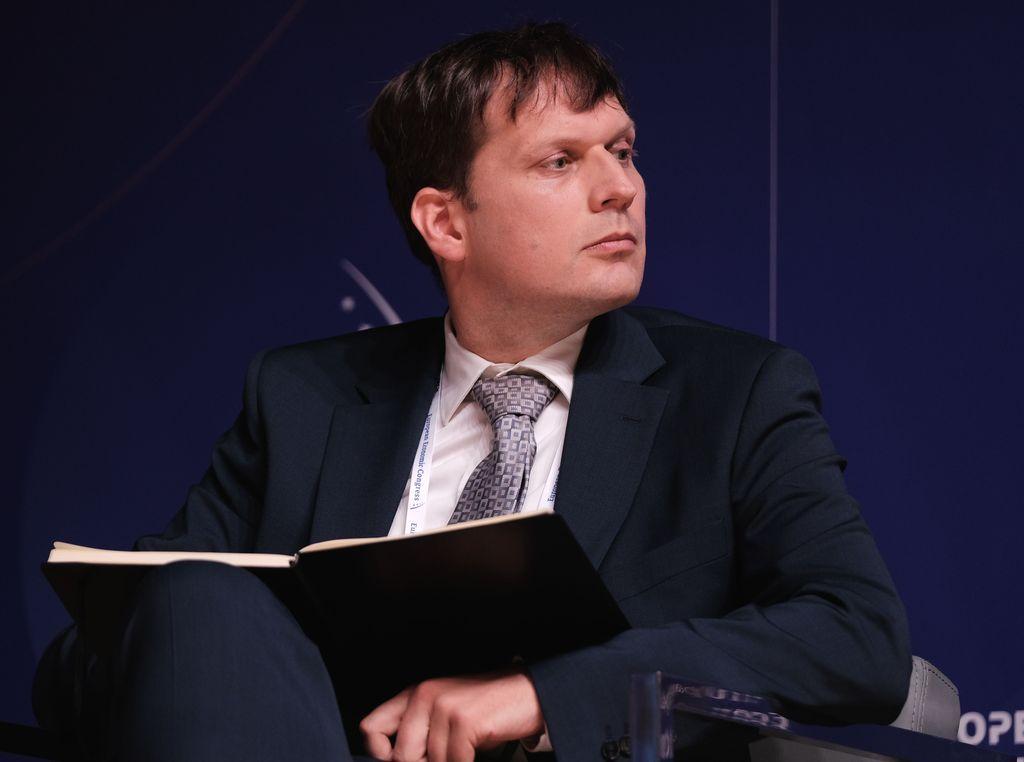 Karol Wolff, dyrektor Biura Strategii i Projektów Strategicznych PKN Orlen (Fot. PTWP)