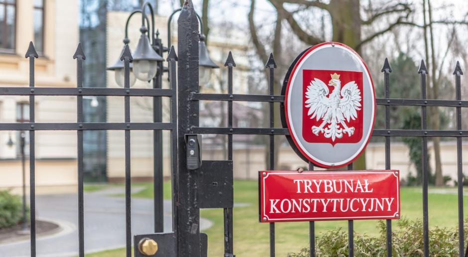 Trybunał Konstytucyjny rozpatrzy wniosek ws. zasady wyższości prawa unijnego nad krajowym