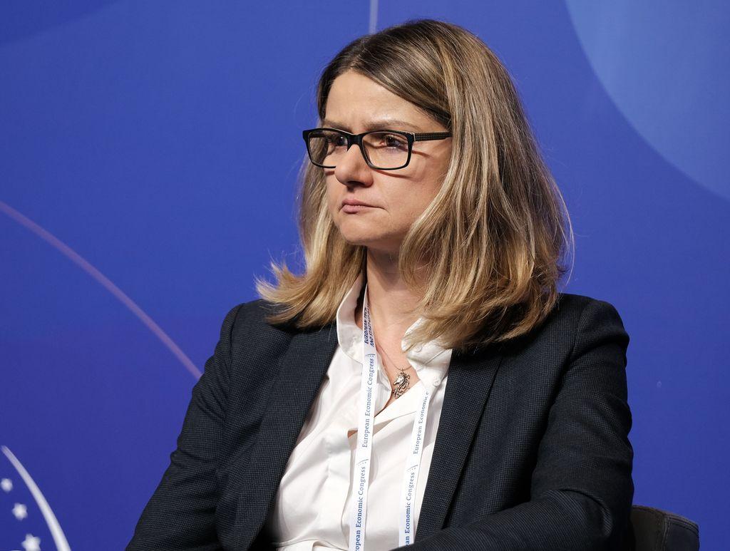 Małgorzata Kozak, dyrektor Departamentu Rozwoju Rynków i Spraw Konsumenckich Urzędu Regulacji Energetyki (Fot. PTWP)