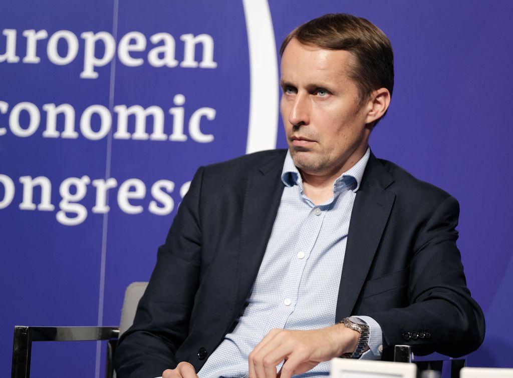 Mariusz Przybylik, dyrektor zarządzający Accenture w obszarze energetyki, chemii, górnictwa (Fot. PTWP)
