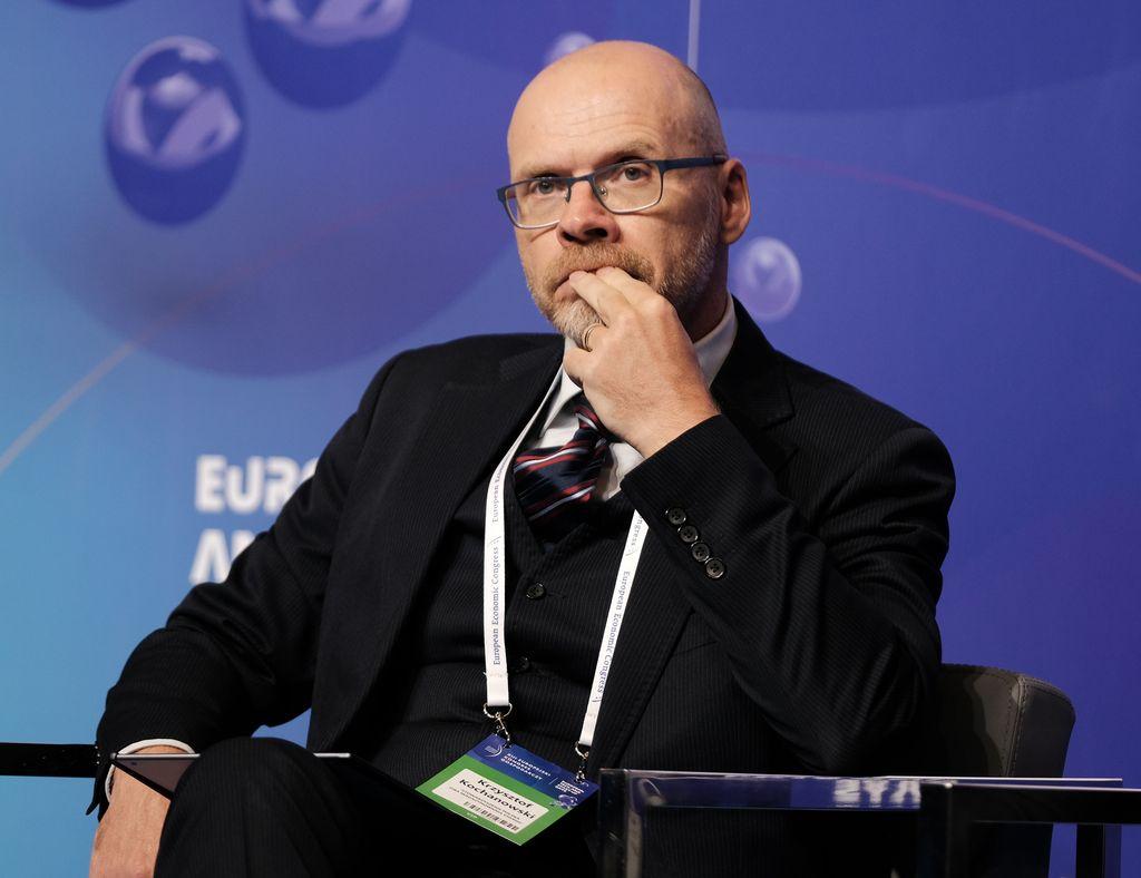 Krzysztof Kochanowski, wiceprezes zarządu, dyrektor generalny Stowarzyszenia Polska Izba Magazynowania Energii PIME (Fot. PTWP)