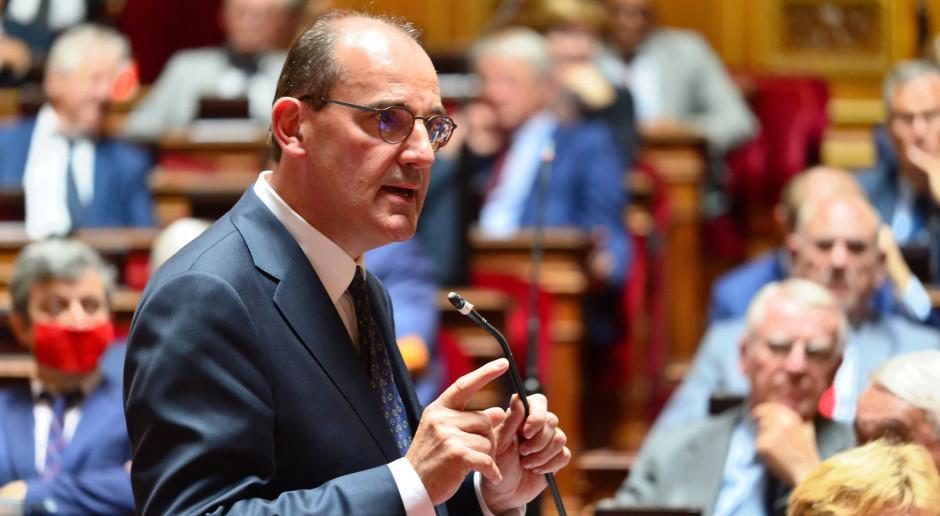 Premier Francji zapowiada zamrożenie cen gazu
