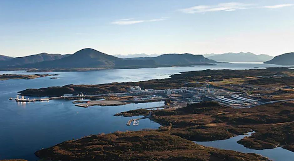 Shell rozpocznie projekt gazowy Ormen Lange w Norwegii