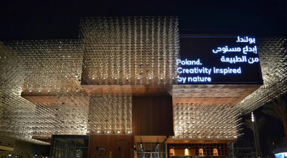 Ruszyło Expo 2020 w Dubaju. Region coraz ważniejszy dla polskiego eksportu