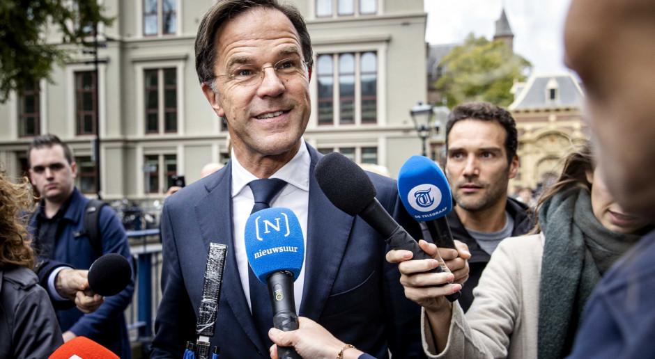 Holandia: Media: Aresztowani przed tygodniem mężczyźni planowali zabicie premiera i lidera opozycji