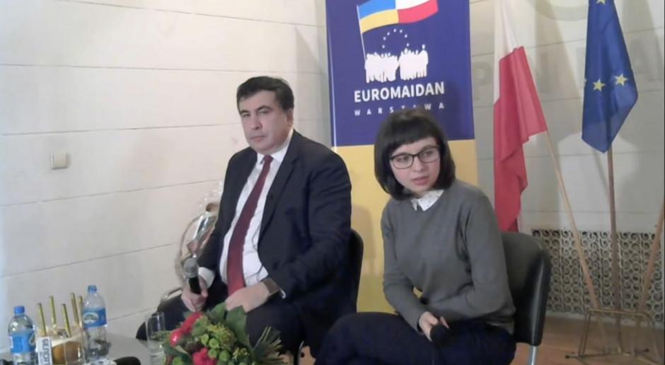 Gruzja: Szef MSZ: Sytuacja Saakaszwilego nie powinna wpłynąć na relacje Tbilisi i Kijowa