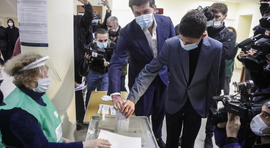 Gruzja: Zakończyły się wybory lokalne. Exit poll IPSOS: prowadzi rządzące Gruzińskie Marzenie