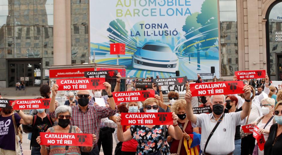 Hiszpania: Wielotysięczne marsze cztery lata po referendum niepodległościowym w Katalonii