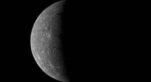 Sonda BepiColombo przesłała pierwsze zdjęcia Merkurego