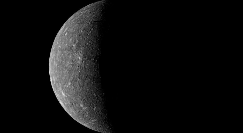 Europejska Agencja Kosmiczna: Sonda BepiColombo przesłała pierwsze zdjęcia Merkurego
