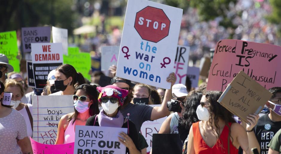 USA: Tysiące osób protestowały w całym kraju przeciw ograniczaniu prawa do aborcji