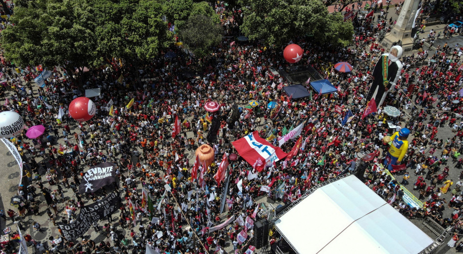 Brazylia: Demonstracje przeciwko polityce prezydenta Bolsonaro