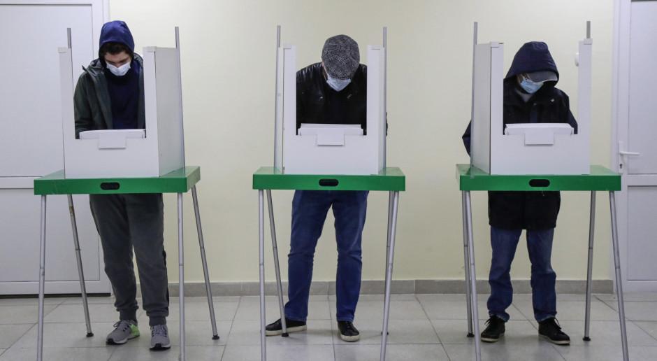Gruzja: CKW: Po podliczeniu 38 proc. głosów Gruzińskie Marzenie ma 48,5 proc.
