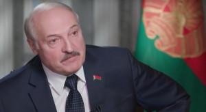 """Białoruś: Media wciąż o wywiadzie """"wybitnego"""" Łukaszenki"""