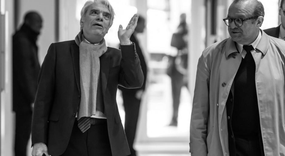 Francja: W wieku 78 lat zmarł przedsiębiorca, polityk i aktor Bernard Tapie