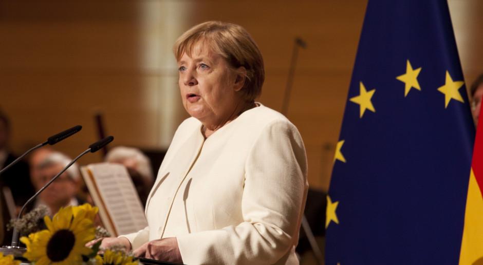 W Dniu Jedności Niemiec Merkel wzywa do zaangażowania na rzecz obrony demokracji