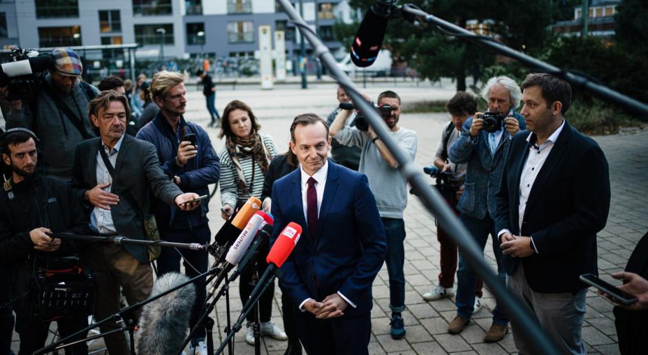 Niemcy: SPD po pierwszych rozmowach koalicyjnych z FDP. Konstruktywne spotkanie