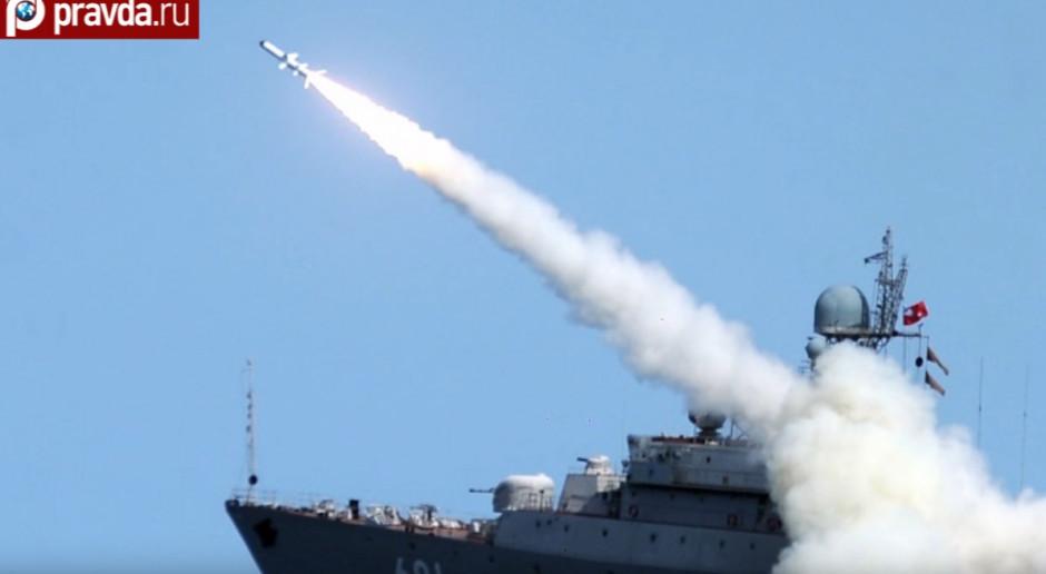 W Rosji przeprowadzono test pocisku hipersonicznego wystrzelonego z okrętu podwodnego
