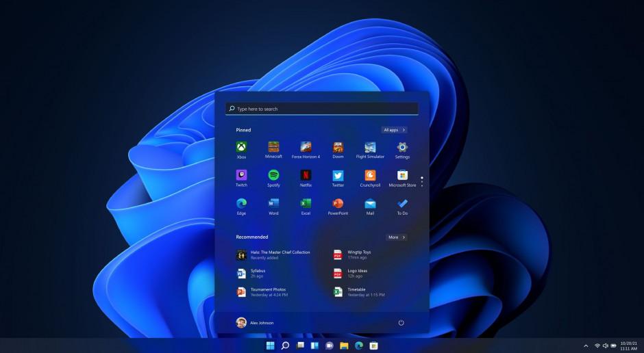 Microsoft udostępnił Windows 11 jako aktualizację