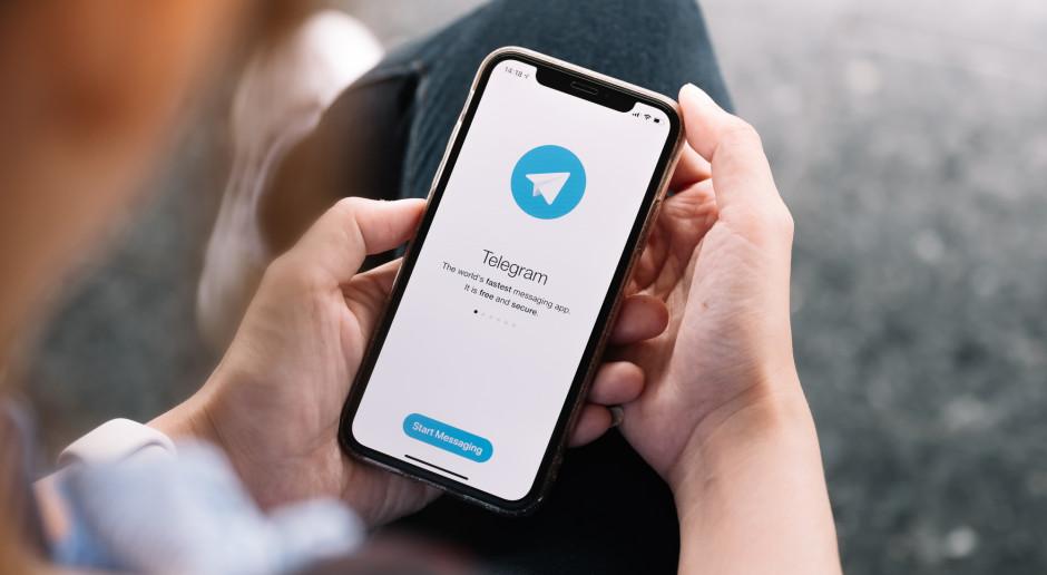 Na awarii Facebooka Telegram zyskał 70 mln użytkowników