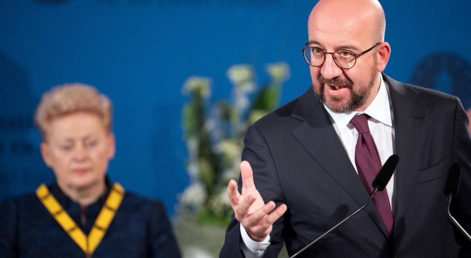 Szef Rady Europejskiej: Unia musi stać się bardziej niezależna