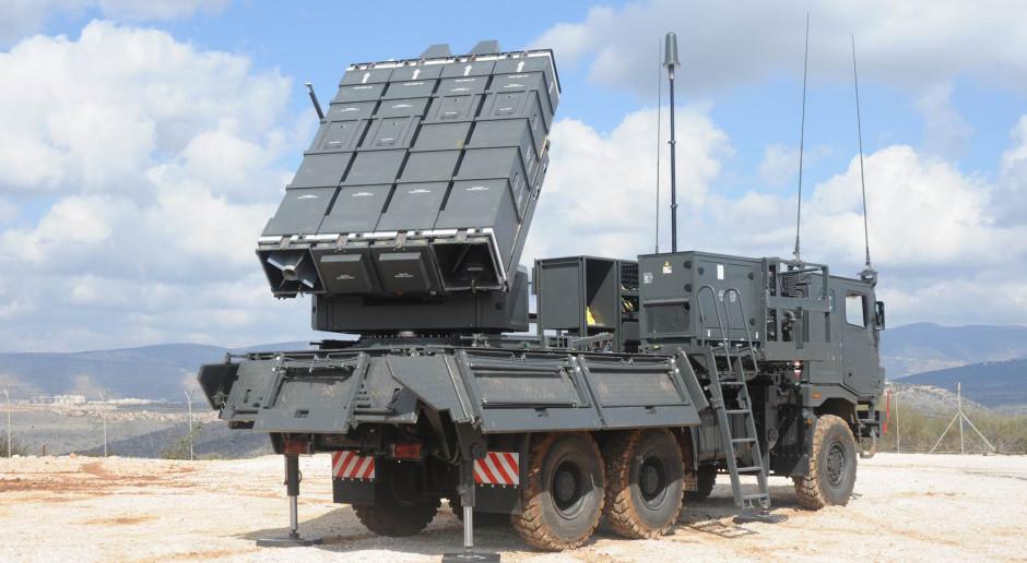 Czesi kupią baterie Spyder od Izraela