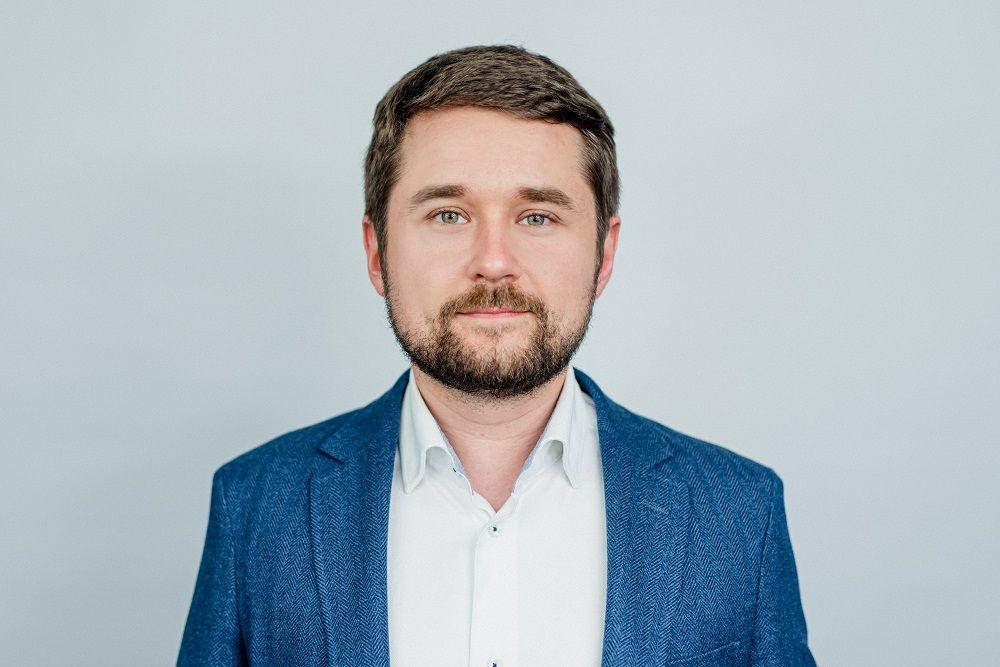Rafał Kryk (fot. mat. pras.)
