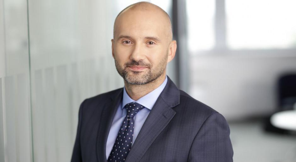 Dawid Osiecki zajmie się inicjatywą Accenture Cloud First w Polsce