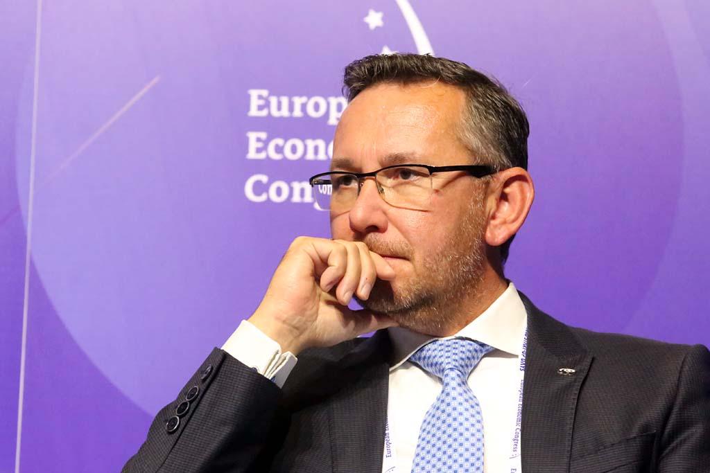 Mirosław Proppé, prezes zarządu Fundacji WWF Polska (Fot. PTWP)